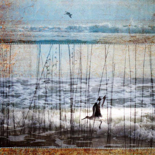 Beach Retreat (2009) Left